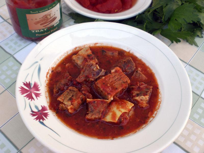Spezzatino (Meat Stew)