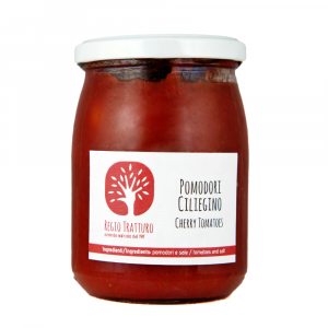 Conserva di Pomodorini Ciliegino